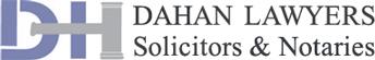DAHAN LAWYERS - Solicitors & Notaries Logo